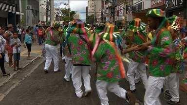 Grupos folclóricos se apresentam no Centro de Aracaju - Grupos folclóricos se apresentam no Centro de Aracaju.