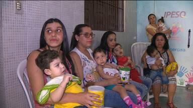 Família se reúne pra recordar o São João e fazer o bem ao próximo - Veja no quadro Exemplos do Bem.