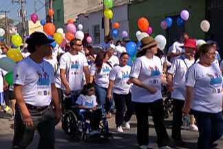 Apae inscreve para 9ª Caminhada Solidária - Evento deve divulgar a Semana Nacional da Pessoa com Deficiência Intelectual e Múltipla. Interessados podem obter mais informações pelo 4728-4999.