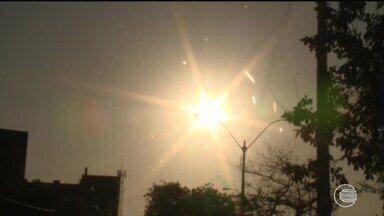 Sol intenso pode causar danos à saúde, especialistas orientam - Sol intenso pode causar danos à saúde, especialistas orientam