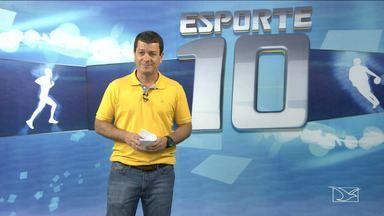 Esporte 10 – quadro na íntegra – 19/08/2017 - Esporte 10 – quadro na íntegra – 19/08/2017