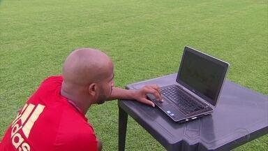Cartola FC: Patrick, do Sport, mostra como mitar no Fantasy Game - Jogador garante pontos extras a cartoleiros que o escalarem nesta rodada
