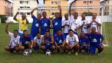 Time sergipano disputa seletiva do Brasileiro de Futebol 7 Society - Time sergipano disputa seletiva do Brasileiro de Futebol 7 Society