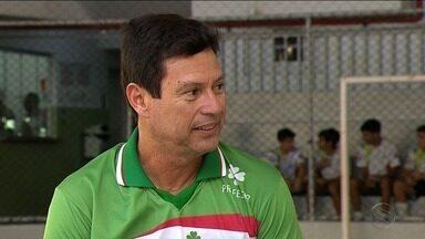 Após trabalho no Sergipe, Eurico volta ao futsal para disputar Copa TV Sergipe - Após trabalho no Sergipe, Eurico volta ao futsal para disputar Copa TV Sergipe