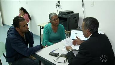Moradores da Costa Verde do Rio recebem atendimentos da Defensoria Pública - São oferecidos serviços nos setores de saúde e previdência social.