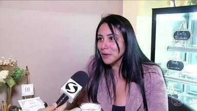 Frio atrai clientes a cafeterias de Volta Redonda, RJ - Consumidores buscam bebidas quentes e saborosas, para espantar o friozinho.