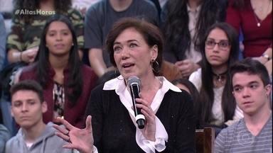 Lilia Cabral fala sobre vício de personagem em jogo - Ivete Sangalo também dá sua opinião sobre o assunto