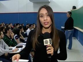 Fuvest abre inscrições para vestibular - Estudantes da região podem concorrer as vagas.
