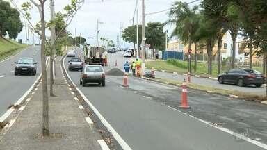 Concessionária realiza obras na Rodovia Heitor Penteado, em Campinas; veja interdições - A pista não deve ser bloqueada, mas a previsão é de que uma faixa receba interdição durante as obras.