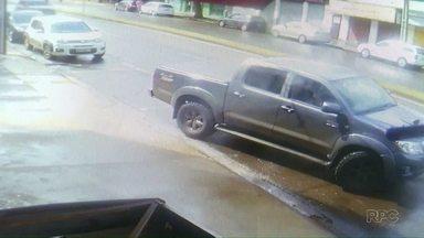 Preso suspeito de matar cliente que aguardava atendimento na fila de açougue, em Maringá - Segundo a polícia, atirador teria feito os disparos por causa da demora no atendimento.
