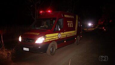 Advogado morre e piloto fica ferido em queda de ultraleve na zona rural de Palmas - Advogado morre e piloto fica ferido em queda de ultraleve na zona rural de Palmas