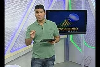 Confira a íntegra do Globo Esporte desta segunda, dia 21 - Programa mostra o empate do Paysandu, a vitória do Remo e, ainda, tem uma entrevista com o meio-campista Eduardo Ramos