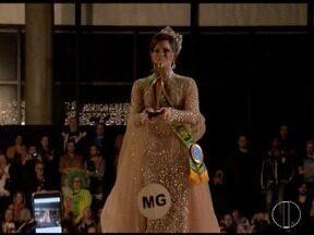 Representante de Minas Gerais vence o Miss Brasil Gay - Concurso voltou a ser realizado em Juiz de Fora depois de 4 anos.
