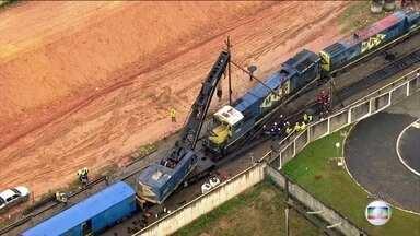 Trens da CPTM circulam normalmente em SP após três dias de caos - Os 420 mil passageiros que usam uma das linhas da Companhia Paulista de Trens de São Paulo tiveram uma manhã mais tranquila.