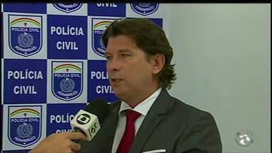 Polícia Civil apresenta detalhes da operação Tríade em Caruaru - Objetivo da ação foi o de desarticular uma organização criminosa suspeita de homicídios, tentativas de homicídios, roubos qualificados e porte ilegal de arma de fogo.