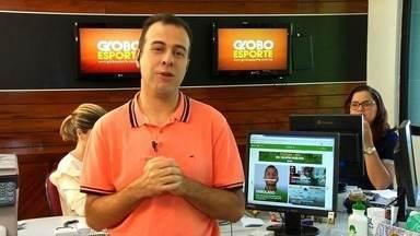 Fabiano Rodrigues fala sobre Corrida TV Verdes Mares e Taça Fares Lopes - Fabiano Rodrigues fala sobre Corrida TV Verdes Mares e Taça Fares Lopes.