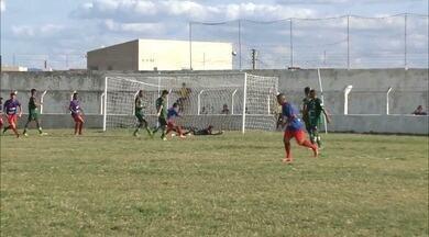 Confira os gols da terceira rodada do Campeonato Paraibano da 2ª Divisão - Perilima e Nacional de Pombal se reabilitam e vencem a primeira partida no campeonato