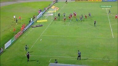 Luverdense se recupera e conquista empate contra CRB fora de casa - Luverdense se recupera e conquista empate contra CRB fora de casa