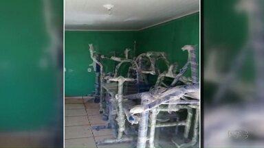 Polícia encontra droga em uma casa no Bairro São Francisco em São Miguel do Iguaçu - Homem de 43 anos foi preso pela polícia.