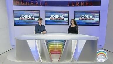 Adolescentes de 14 anos falam sobre a evolução da TV - Eles foram convidados para participar de reportagem da Vanguarda.