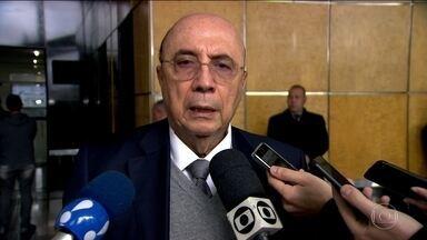 Meirelles diz que reforma da Previdência impedirá colapso das contas públicas - Ministro da Fazenda voltou a dizer que a economia está em recuperação e que acredita na aprovação da reforma da Previdência.