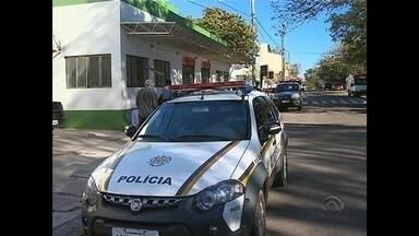 Final de semana violento na região central do RS - Cinco pessoas morreram em crimes violentos a região.