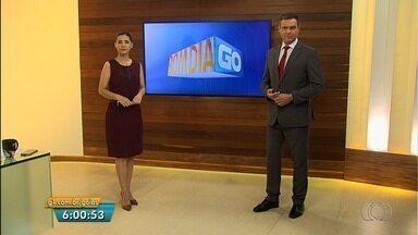 Veja o que é destaque no Bom Dia Goiás desta sexta-feira (25) - Entre os principais assuntos está uma entrevista com a mãe do menor suspeito de matar a vizinha de 14 anos em Goiânia.