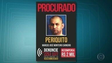 Preso, em São Paulo, um dos maiores fornecedores de drogas e armas para favelas do Rio - Traficante conhecido como Periquito é homem de confiança de Fernandinho Beira-Mar.