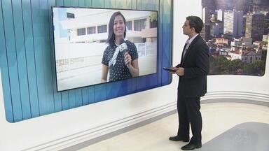 Equipes do TRE-AM fiscalizam propaganda eleitoral em Manaus - PM e Manaustrans dão apoio ao trabalho do TRE.