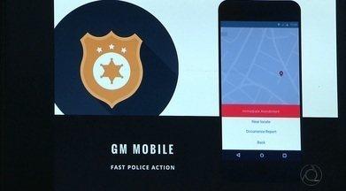 Universitários da PB criam aplicativo que ajudana segurança e ganham prêmio - Veja a reportagem.