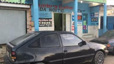 Seis pessoas são mortas em tiroteio em bar na Zona Norte de Porto Alegre - Segundo Polícia Civil, cinco homens morreram no local e um sexto chegou a ser levado para o hospital, mas foi a óbito.