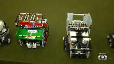 Fase estadual da feira de robótica acontece neste sábado (23) em Palmas - Fase estadual da feira de robótica acontece neste sábado (23) em Palmas