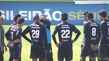 Operário se prepara para o jogo da próxima segunda-feira (28) contra o Atlético do Acre - A partida vale vaga pra final da série D do Brasileirão.