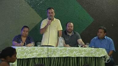 Empossados 32 conselheiros municipais de saúde de Santarém - Além da posse dos conselheiros, foi realizada a eleição da mesa da diretoria do conselho.