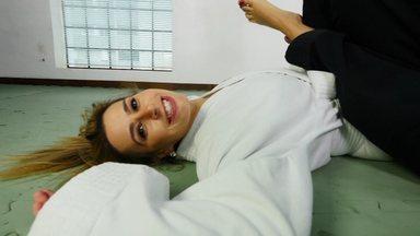 Daiane Fardin conheceu mulheres que lutam! - Elas estão se destacando em esportes como o MMA, no Paraná