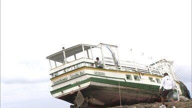 Tragédia na Baía: perícia na embarcação começa a ser feita neste sábado (26) - Pelo menos 18 pessoas morreram no acidente durante a travessia Salvador-Mar Grande. Confira os detalhes.