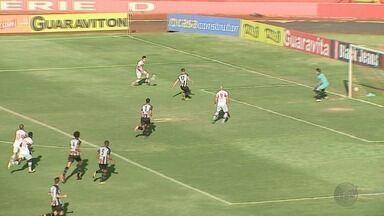 Botafogo-SP empata com o Tupi-MG e se complica na Série C do Brasileiro - Tricolor de Ribeirão Preto (SP) volta a jogar no sábado (2) contra o Tombense-MG.