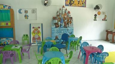 Inaugurada a brinquedoteca dentro do Centro de recuperação agrícola Silvio Hall de Moura - O espaço lúdico busca tornar as visitas das crianças, que possuem pais presos, menos traumáticas, além de proporcionar a elas o aprendizado por meio da brincadeira.