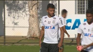 Ponte Preta enfrenta Atlético Mineiro e Fernando Bob volta ao meio de campo da equipe - Partida será este domingo (27), no Moisés Lucarelli.