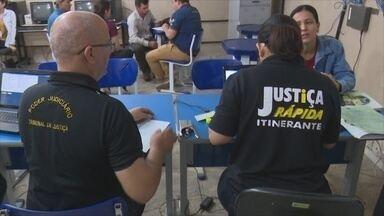 Tribunal realiza Operação Justiça Rápida no município de Nova Londrina - Operação ofereceu diversos serviços à população.
