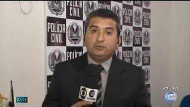 Polícia Civil cumpre mandados e prende envolvidos em incêndios de veículos - Polícia Civil cumpre mandados e prende envolvidos em incêndios de veículos