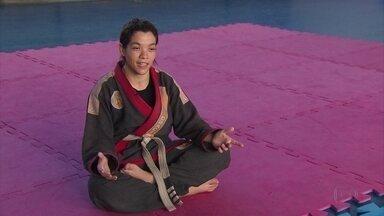 Nathalia Duarte perdeu em dois anos quase 50kg com ajuda do jiu jitsu - Nathalia Duarte perdeu em dois anos quase 50kg com ajuda do jiu jitsu
