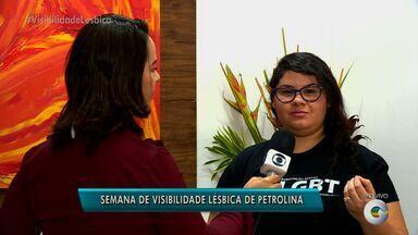 Dia Nacional da Visibilidade Lésbica tem programação especial em Petrolina, PE - Debates, oficinas e palestras acontecem entre os dias 28 de agosto e 2 de setembro.