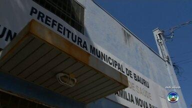 Unidade de Saúde é invadida novamente em bairro de Bauru - A Unidade de Saúde do bairro Nova Bauru voltou a ser invadida neste fim de semana em Bauru. Vândalos depredaram o local e levaram um micro-ondas, um monitor e uma mochila.