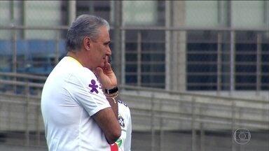 Já classificado para Copa, Brasil enfrenta o mesmo adversário da estreia de Tite - Na estreia do treinador, contra o Equador, a Seleção estava em 6º na tabela.