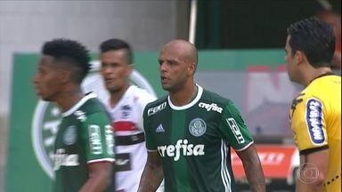 Felipe Melo deve ser reintegrado ao elenco do Palmeiras - Felipe Melo deve ser reintegrado ao elenco do Palmeiras