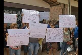 Polícia faz buscas dos envolvidos no assassinato de professor, em Igarapé-Açu - Familiares da vítima já prestaram depoimento.