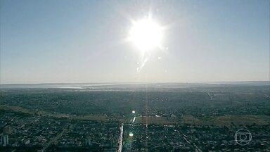 Clima seco castiga o Centro-Oeste e Brasília completa 99 dias sem chuva - No Distrito Federal, a umidade mais baixa do ano foi registrada na tarde de segunda-feira, 28.