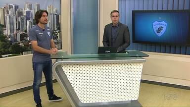 Germano fala sobre jogo decisivo desta quarta-feira em Londrina - Londrina e Fluminense jogam valendo vaga na semifinal da Copa da Primeira Liga. A decisão será nesta quarta-feira (30) no Estádio do Café.