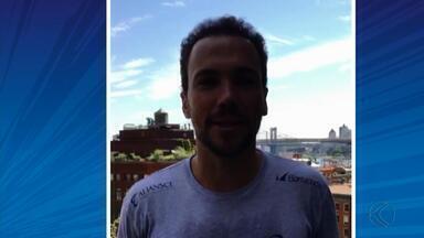 Bruno Soares convida atletas para etapa do Circuito de Tênis de Juiz de Fora - Dos Estados Unidos, onde tenta o bicampeonato do US Open, tenista brasileiro grava vídeo e apoia realização da competição, que ocorre no dia 15 de setembro